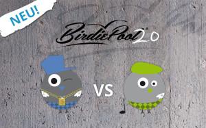 Die Platform von BirdiePool wurde für die Saison 2015 umgekrempelt. Sie finden jetzt neue, spannende Features. (Foot: Birdiepool)