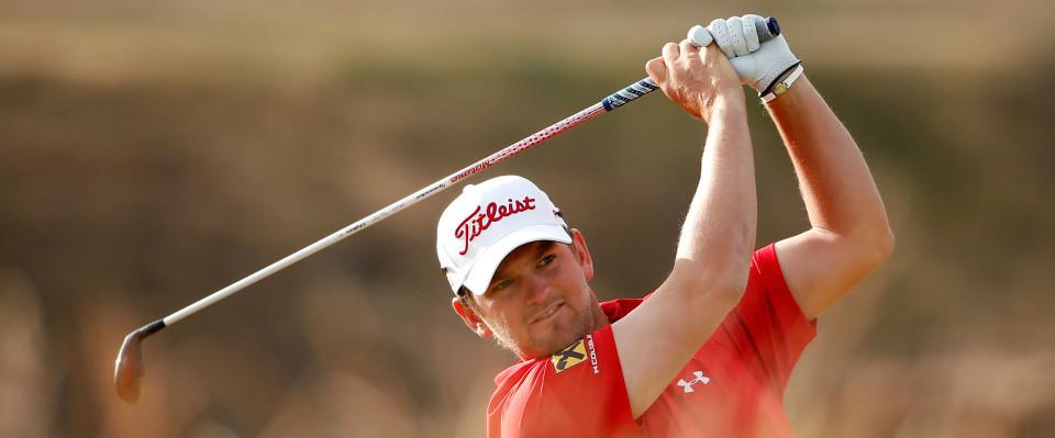 Bernd Wiesberger US Open
