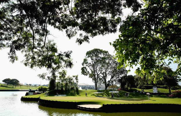 Singapur Golf