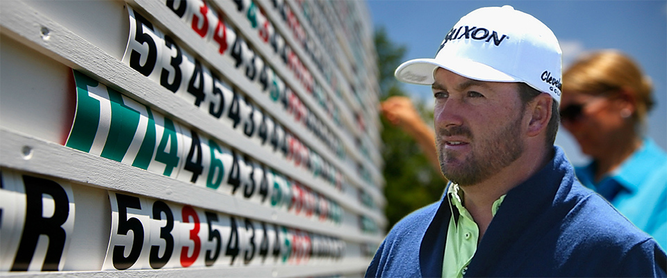 Graeme McDowell rechnet bei der US Open 2015 mit einem sehr hohen Siegscore.