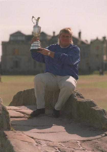 BRITISH OPEN DALY