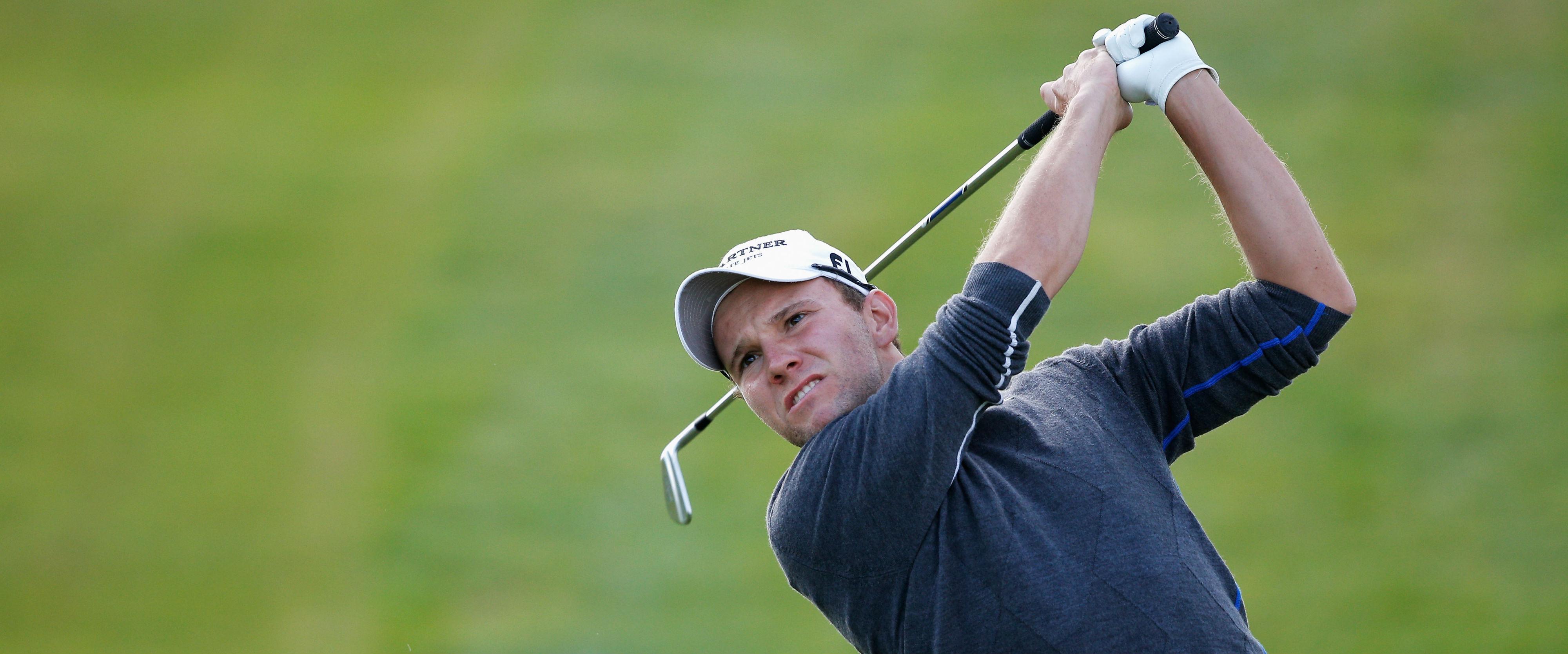 Nächstes Turnier, nächster Cut - wie ein Golf-Uhrwerk: Maximilian Kieffer vor dem Wochenende bei -6. (Foto: Getty)