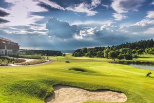 Impressionen des GolfResort Weimarer Land. (Foto: GolfResort Weimarer Land)