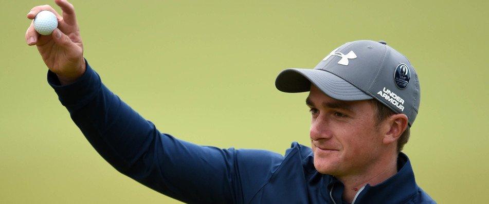 Paul Dunne führt als Amateur die Open Championship 2015 an. (Foto: Getty)