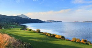 "Der ""Bay Course"" an der Costa Navarino in Griechenland. (Foto: Flickr/Costanavarino)"
