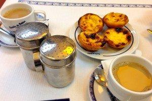 """Inbegriff des Vanilletörtchens: Die berühmten """"Pastéis de Nata"""" von Lissabon. (Foto: Turismo de Lisboa)"""