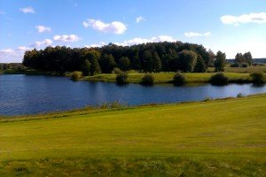 Gdansk Golf & Country Club, Loch 4 (Foto: Michael F. Basche)