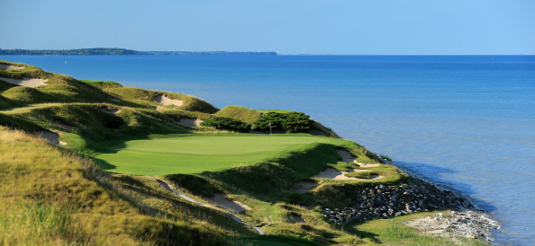 Straits Course at Whistling Straits