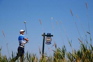 Martin Kaymer liegt bei der PGA Championship zurzeit auf dem geteilten siebten Platz. (Foto: Getty)