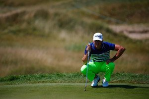 Billy Horschel liebt anscheinend außergewöhnliche Farben. (Foto: Getty)