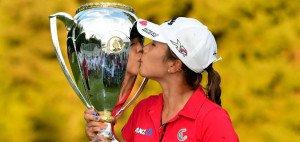 Lydia Ko gewinnt die Canadian Pacific Women's Open bereits zum dritten Mal. (Foto: Getty)