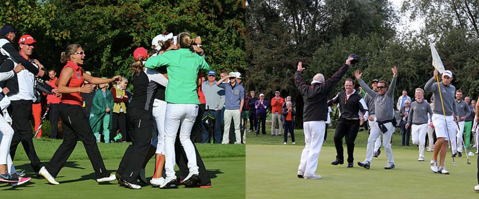 Das Final Four 2014 war schon spannend - Dieses Jahr wird es noch spannender! Kommen Sie am 22.&23. August nach Lich und sehen Sie Golf der Extraklasse. (Foto: DGV)