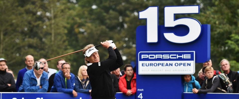 Golf Post Talk Bernhard Langer European Open 2015