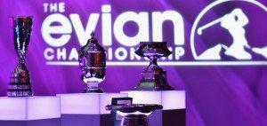 Die Evian Championship ist das fünfte und letzte Major im Damengolf. (Foto: Getty)