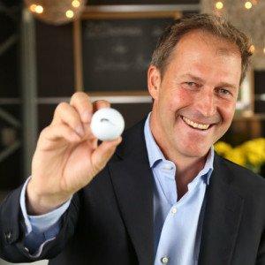 """Peter Merck, Geschäftsführer der """"Golf Lounge"""". (Foto: Golf Post)"""