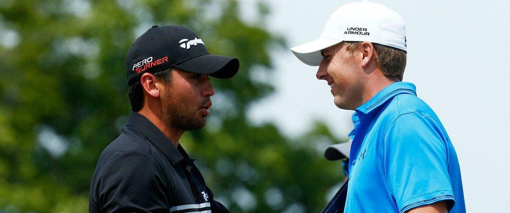 Zwei Jäger, 10 Millionen Dollar - die Vorzeichen für die Tour Championship stehen auf Action. (Foto: Getty)