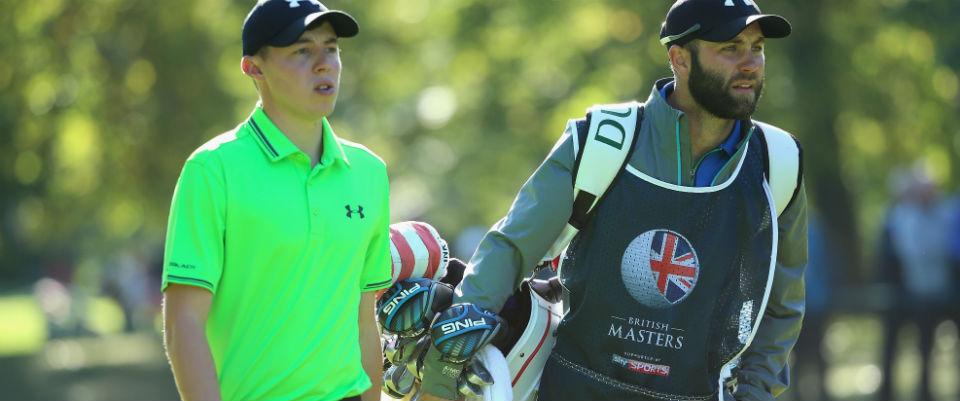 Matthew Fitzpatrick hat Schläger unterschiedlichster Marken in seinem Bag.