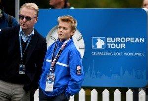 Hier die ganze Untersuchung nachlesen. (Foto: European-Tour-CEO Keith Pelley mit seinem Sohn Jason, © Getty)