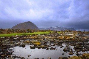 Lofoten Links, Loch 14. (Foto: © Kevin Murray)