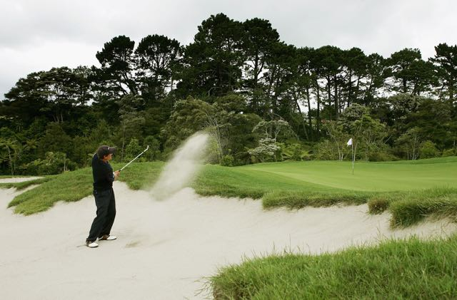Titirangi Golf Club, Neuseeland. (Foto: Getty)