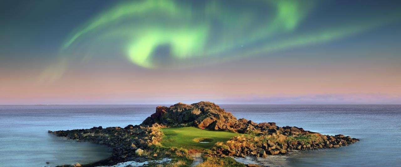 Lofoten Links Golf Rund Um Die Uhr In Ganz Anderem Licht