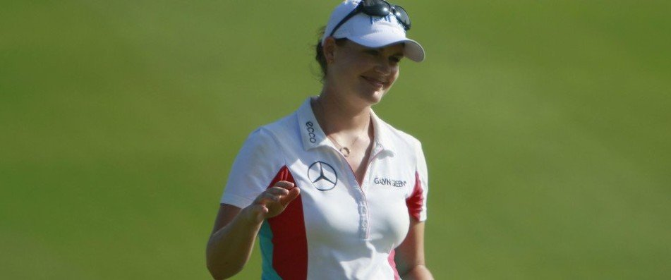 Top Ten nach der ersten runde: Caroline Masson startet gut in die Toto Japan Classic. (Foto: getty)