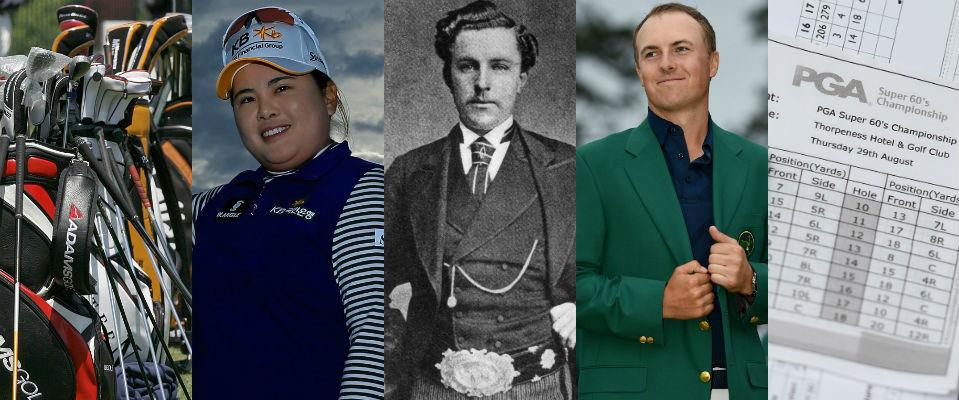 Von Equipment bis Regeln: Was 2016 im Golf wichtig wird. (Fotos: Getty)