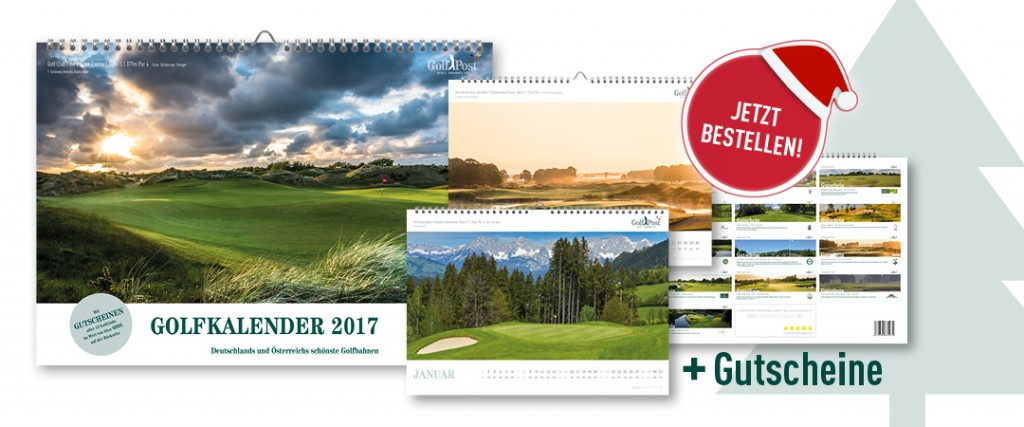 Hier geht's direkt in den Golf Post Shop. (Bild: Golf Post)