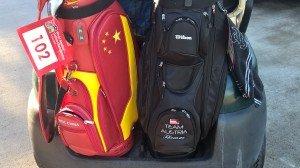 Multi-Kulti war bei der World Amateur Golfers Championship angesagt.