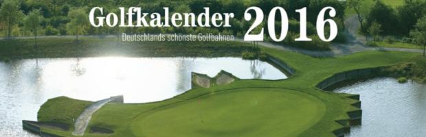 Jetzt Golfkalender im Golf Post Shop bestellen. (Bild: Golf Post)
