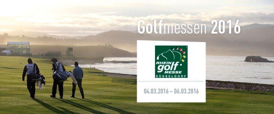 Rheingolf 2016 - Die Messe am Rhein lädt dieses Jahr vom 04. bis zum 06. März bereits zum vierten Mal Golfbegeisterte nach Düsseldorf ein.