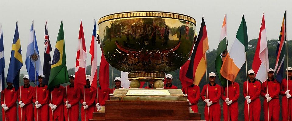 Zweimal gewann ein deutsches Team bislang den World Cup of Golf.