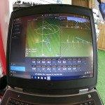 Erste Distanzanalyse der alten Wedges. (Foto: Golf Post)