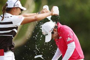 ISPS Handa Women's Australian Open Lydia Ko und Haru Nomura