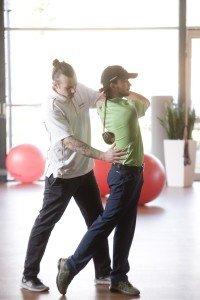 medicoreha Golf Anwendung