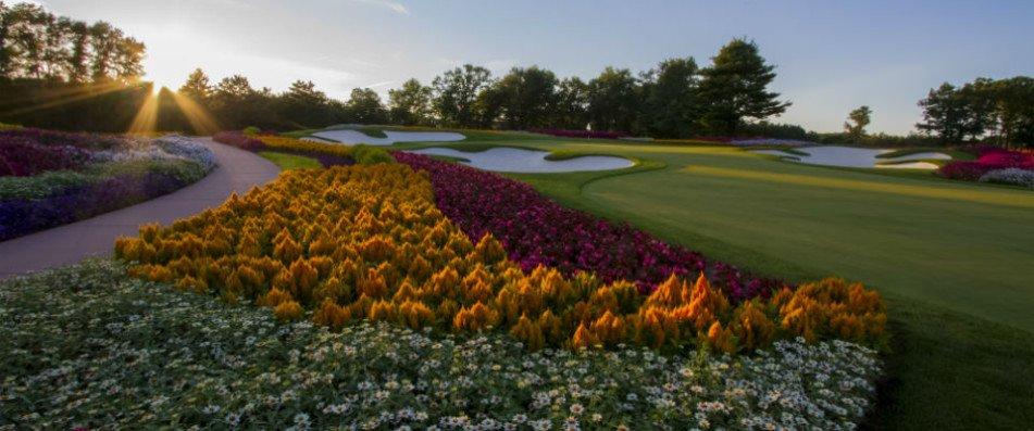 Sonnenuntergang im Sommer am Flower Hole. (Foto: SentryWorld)