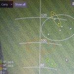 Auswertung der Daten nach der Umstellung auf 54° und 58°. (Foto: Golf Post)