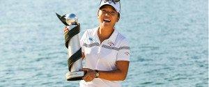 Lydia Ko gewinnt zum dritten Mal die New Zealand Women's Open. (Foto: Getty)