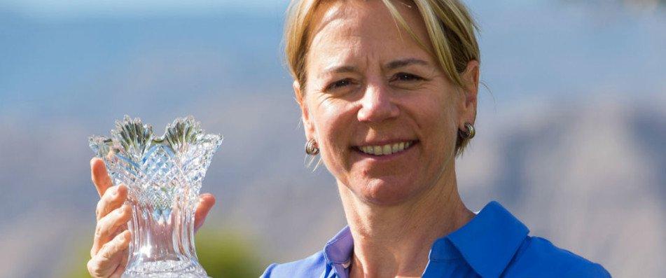 Annika Sörenstam wird Team Kapitänin beim Solheim Cup
