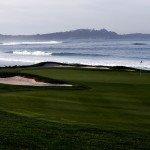 """""""Grüne Hölle"""": Pebble Beach an Kaliforniens Küste ist wohl der bekannteste, mit Poa Annua eingesäte Golfplatz. (Foto: Getty)"""