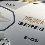 Die neuen E-05 Hölzer bieten die leichtesten Schäfte im Honma-Sortiment. (Foto: Voss Communications)