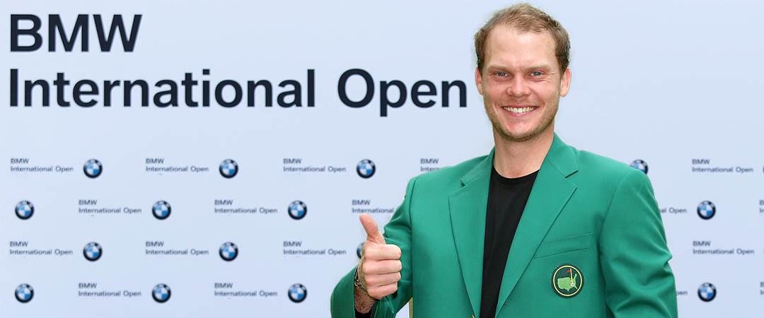 Danny Willett kommt Ende Juni mit dem grünen Jacket im Gepäck zur BMW International Open nach Köln. (Foto: Getty)
