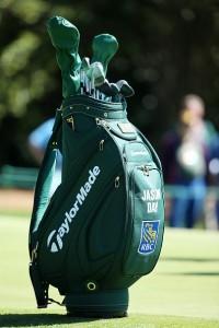 Jason Day´s Tasche für das Masters. (Foto: Getty)