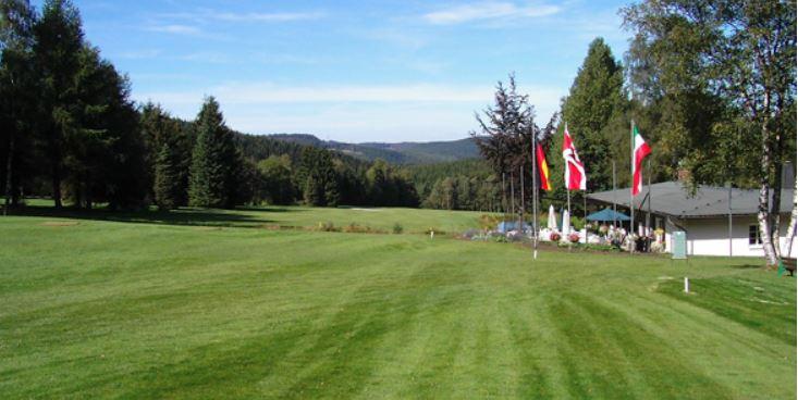 DGV Erlebnistag am 8. Mai 2016 im Golfclub Winterberg