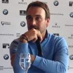Florian Fritsch freut sich, zu Hause zu spielen. (Foto: Golf Post)