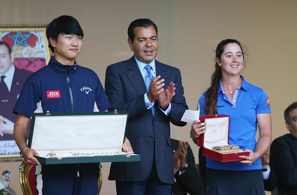 Trophee Hassan II Lalla Meryem Cup Nuria Iturrios Jeunghun Wang