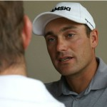 Florian Fritsch im Gespräch mit Golf Post. (Foto: Golf Post)