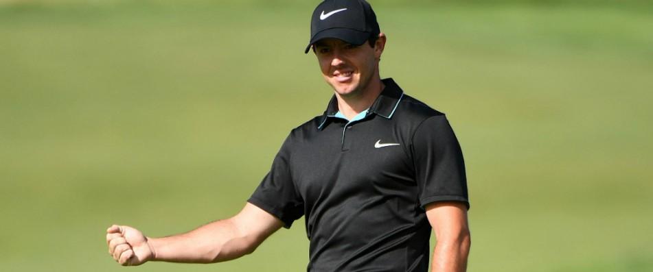 Rory McIlroy zählt bei der US Open 2016 zu den Topfavoriten. (Foto: Getty)
