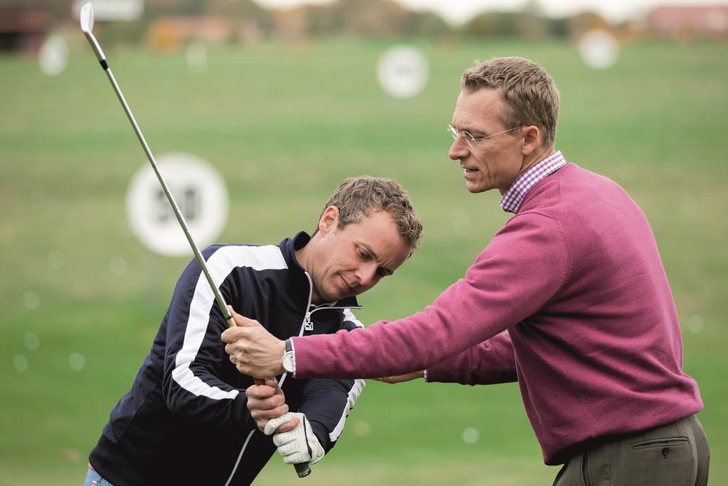 Die Golfschule des Golfclub Fleesensee zählt zu den größten in ganz Europa.