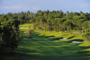 Stadium Course Loch 7 (Foto: PGA Catalunya Resort).